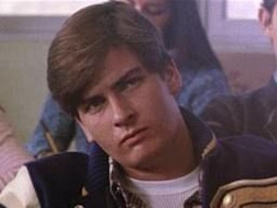 charlie sheen young. about Charlie Sheen.