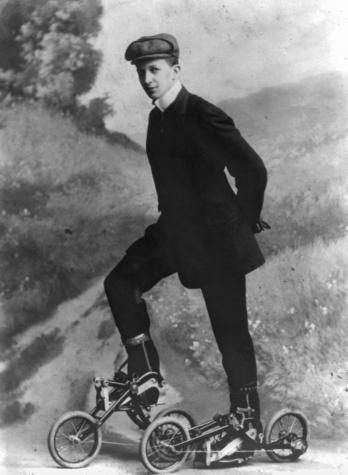 early skates