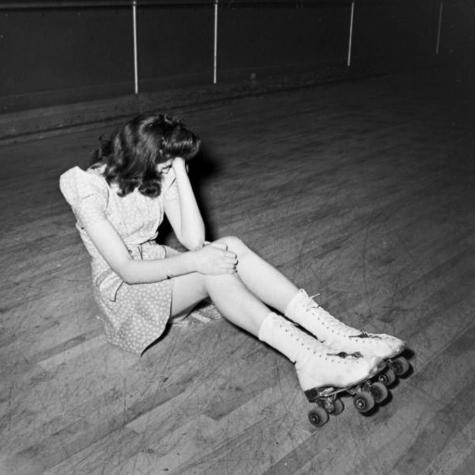 skater down